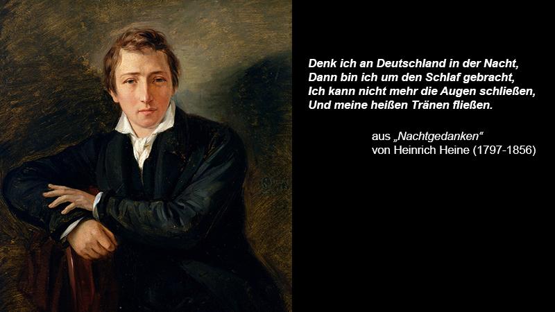 """""""Denk ich an Deutschland in der Nacht..."""""""